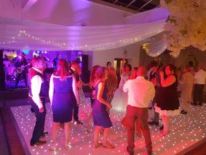 wedding party stirk house