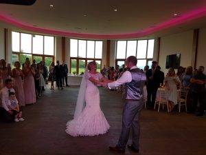 wedding dj out barn clitheroe