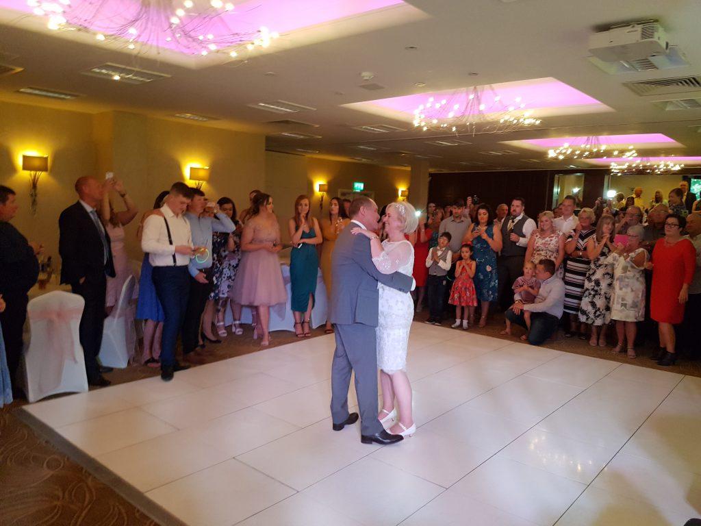 barton grange wedding dj