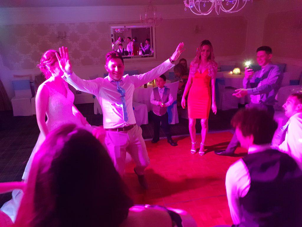wedding disco singleton lodge