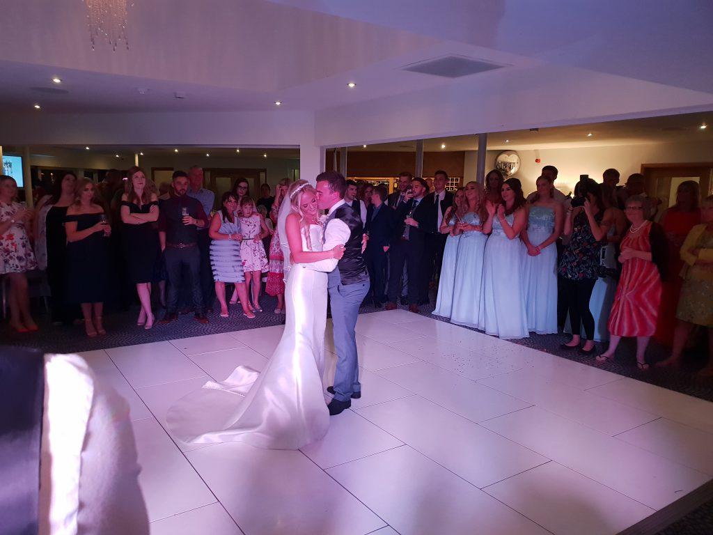 hurlston hall wedding dj