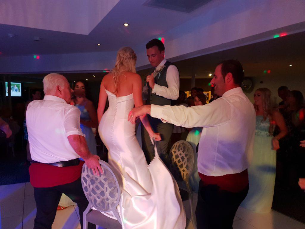 scarisbrick wedding dj