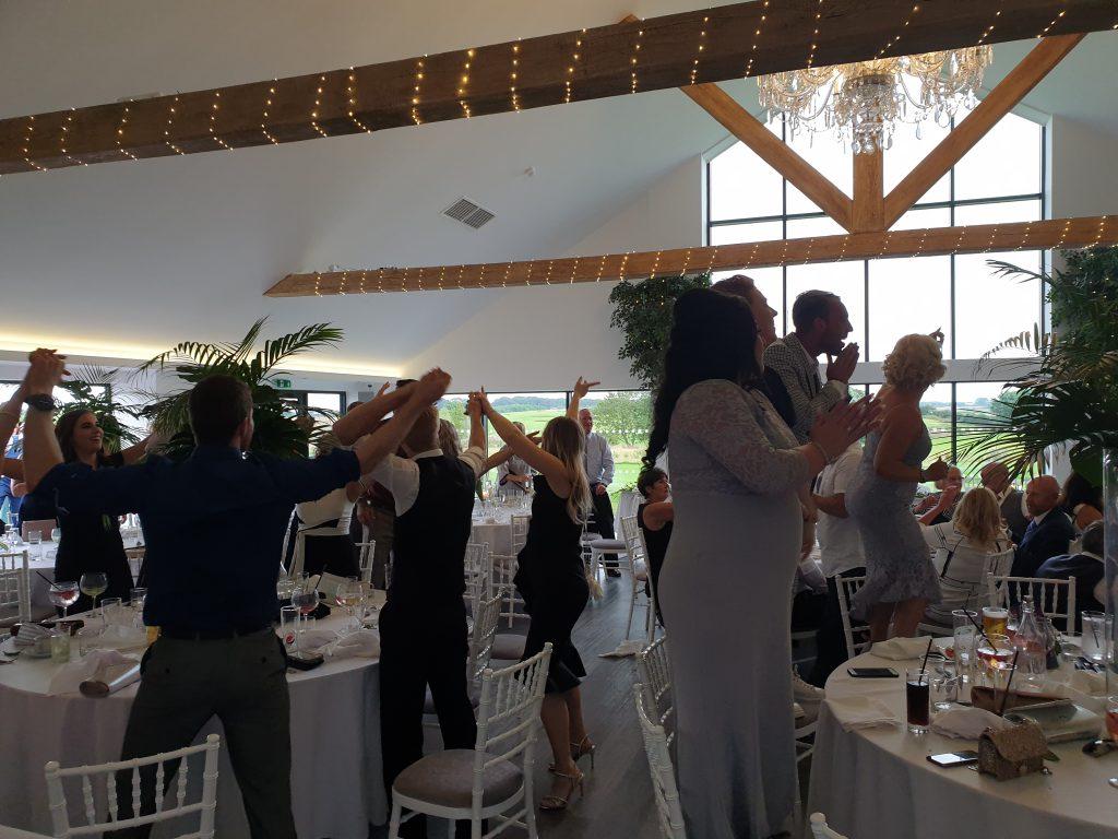 glass house weddings
