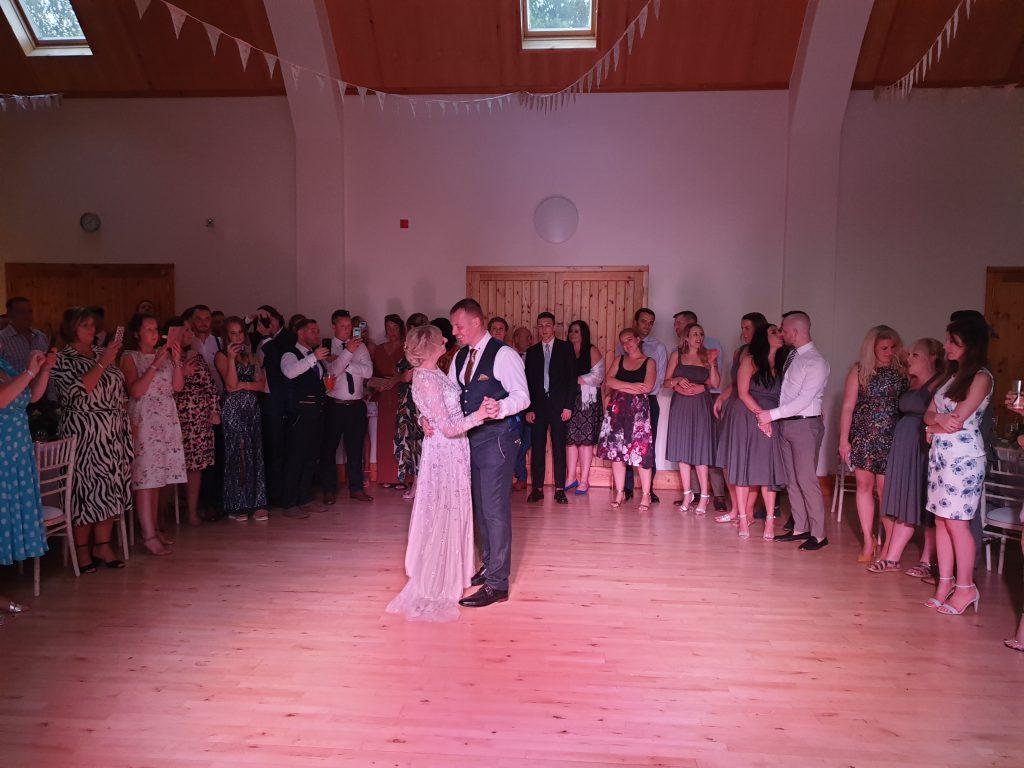 wyresdale wedding dj
