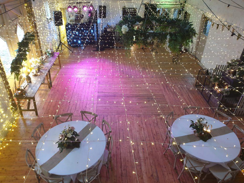 wedding dj wyresdale park