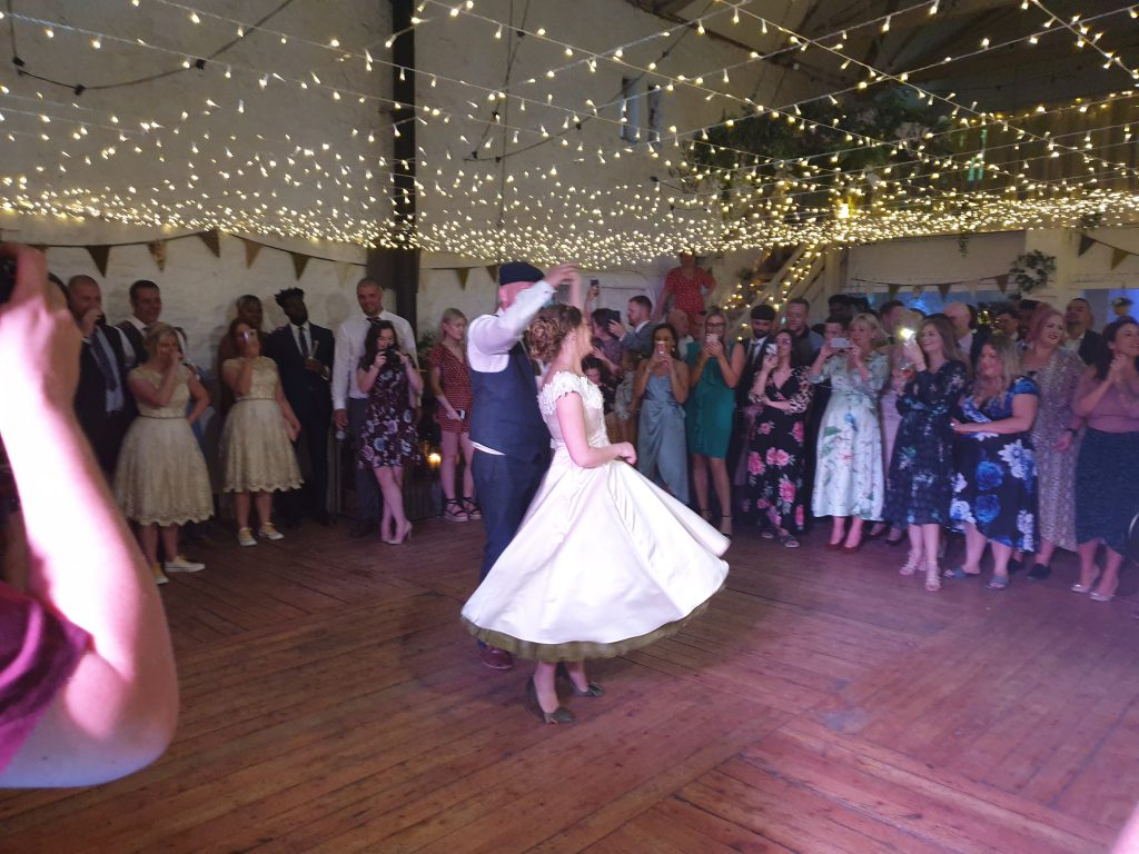 wyresdale wedding parties