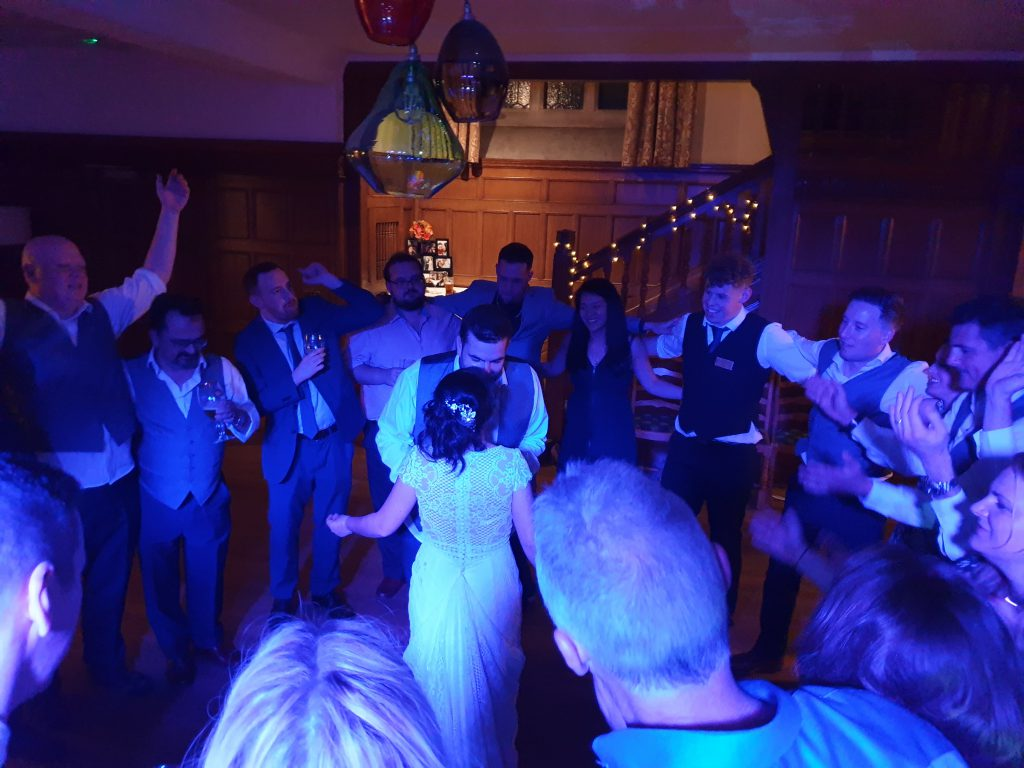 wedding party windermere