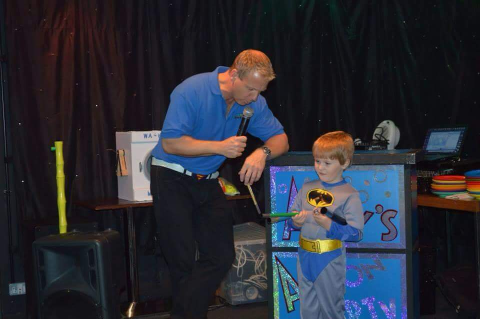 childrens magic show