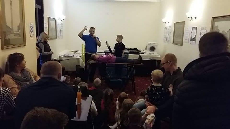 kids entertainer lancashire