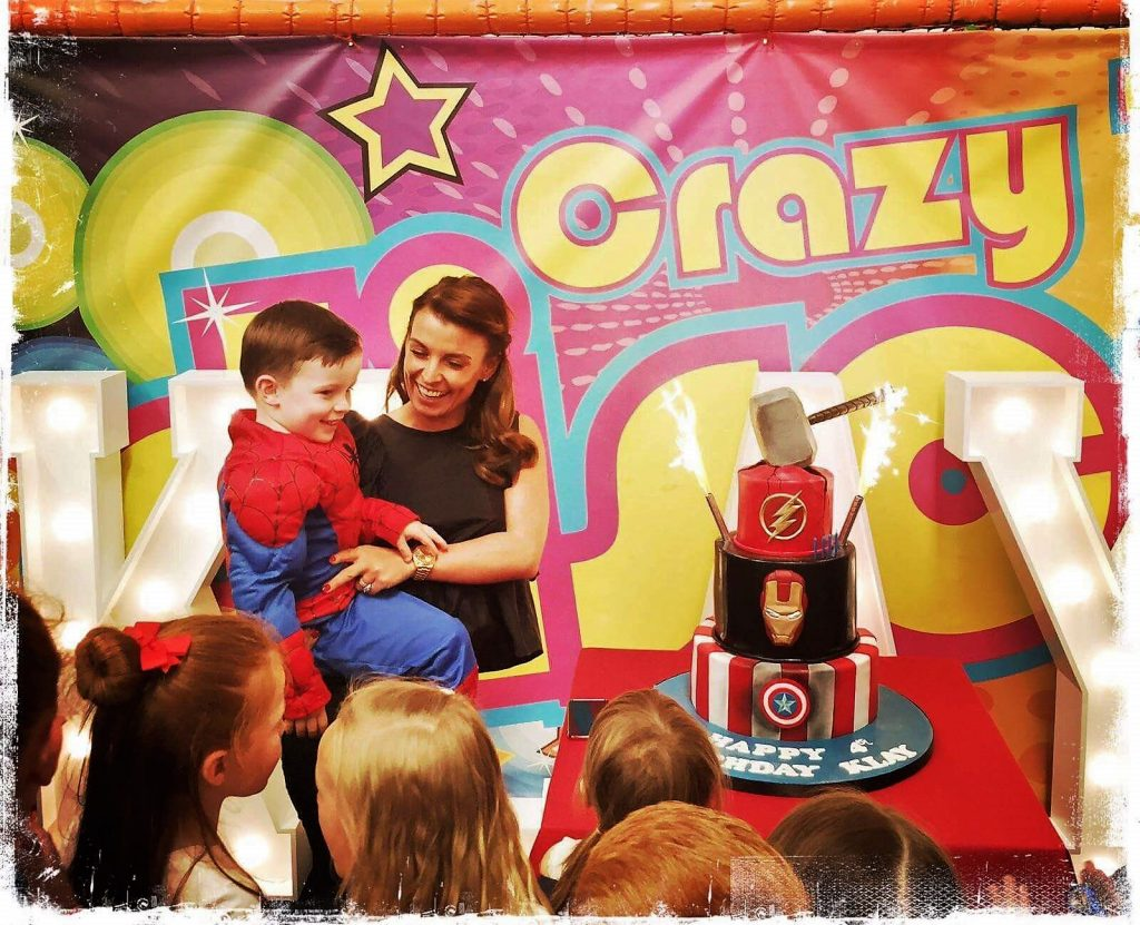 kids entertainer liverpool