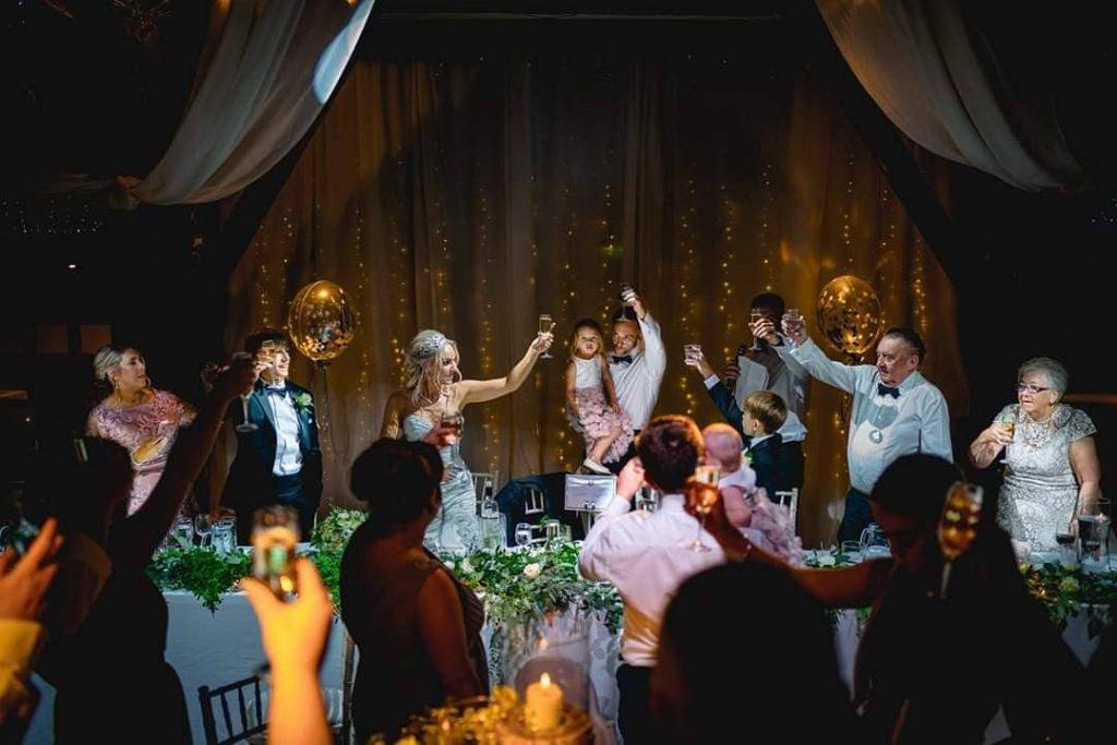 wedding host rivington hall barn