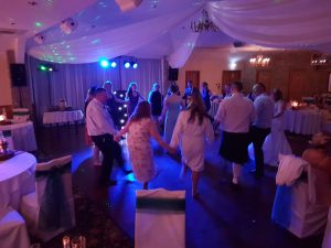 ferraris wedding dj