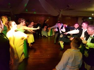 wedding party ferraris