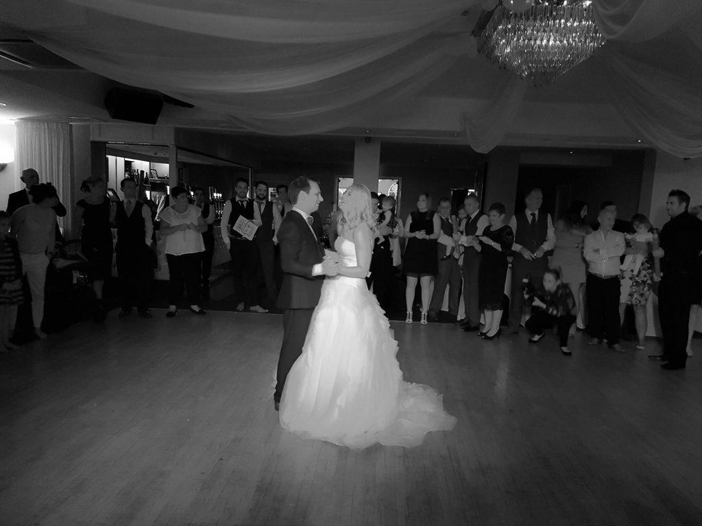 wedding dj glendower hotel