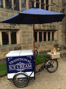 ice cream bike hire