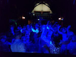 wedding disco worsley court house